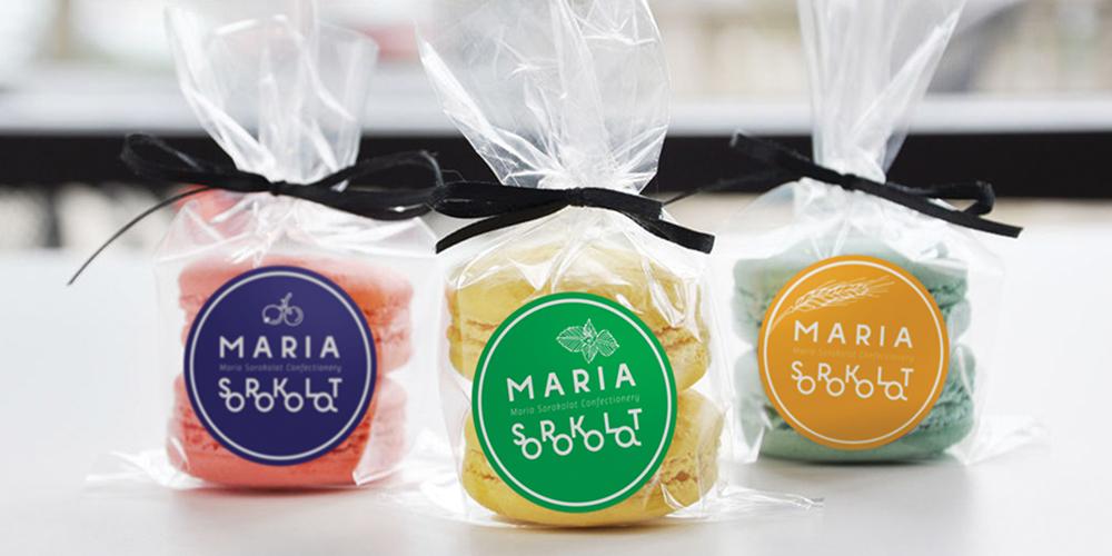 Личный брендинг для MARIA SOROKOLAT