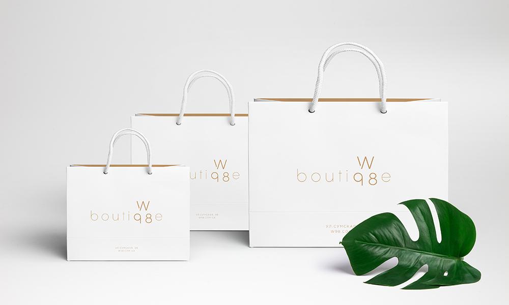 Разработка логотипа для Boutique W98-image