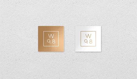 Разработка логотипа для BOUTIQUE W98-image-left-upper