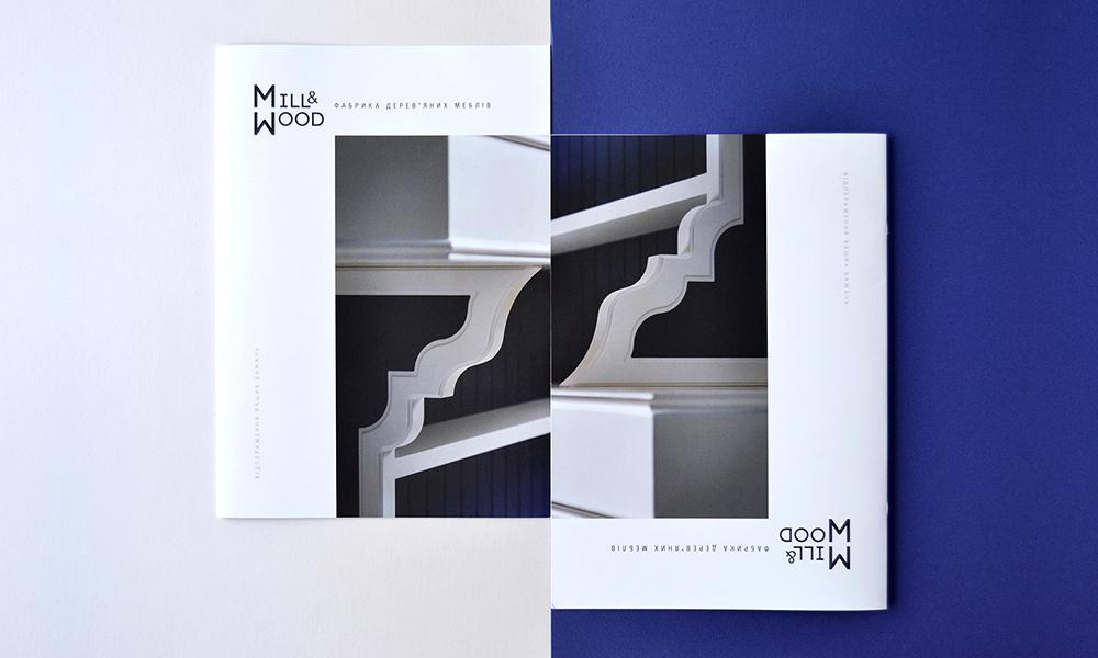 Креативный графический дизайн<br> для MILL&WOOD-image