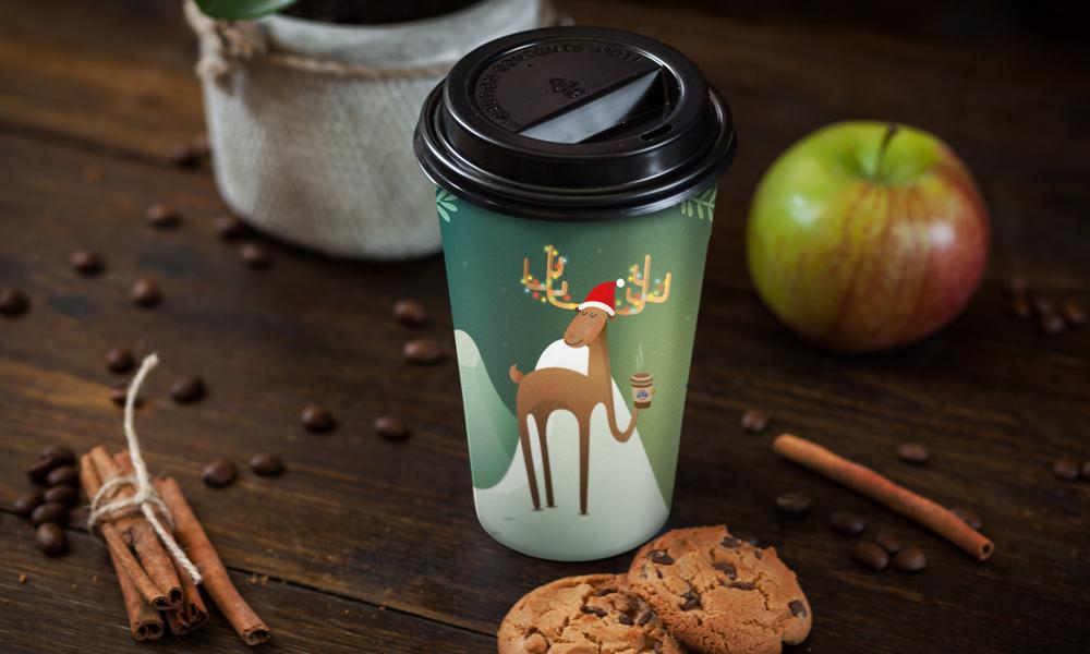 Графический дизайн для<br> UNDERGROUND COFFEE