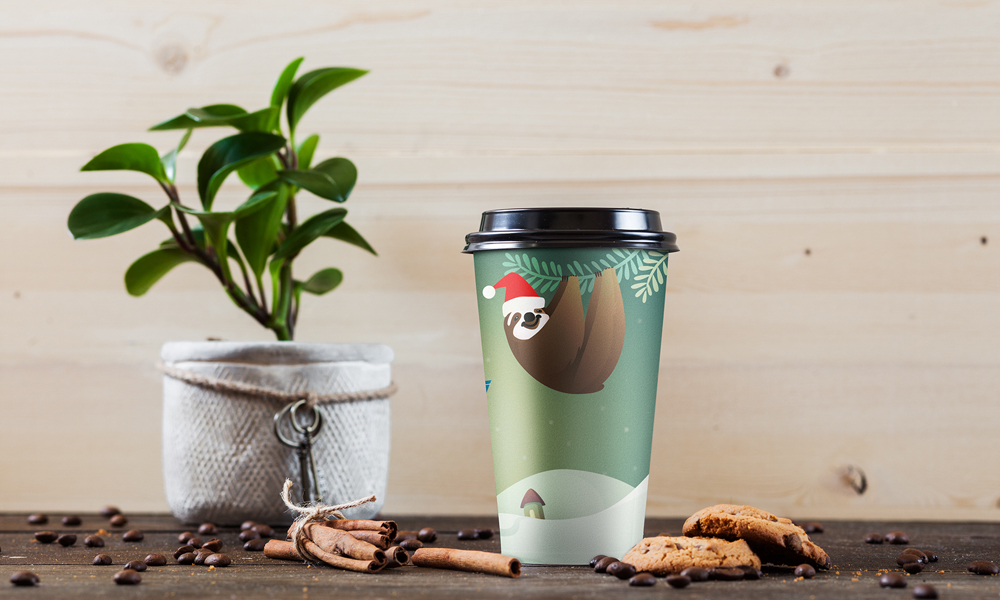 Графический дизайн для<br> UNDERGROUND COFFEE-image