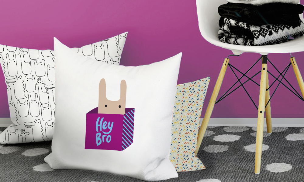 Брендинг для HEY BRO-image