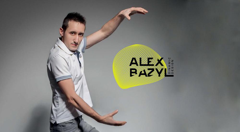 Личный брендинг для ALEX BAZYL