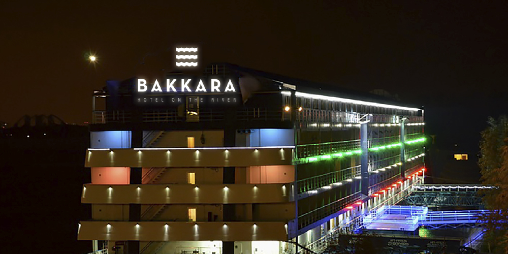 Ребрендинг для BAKKARA