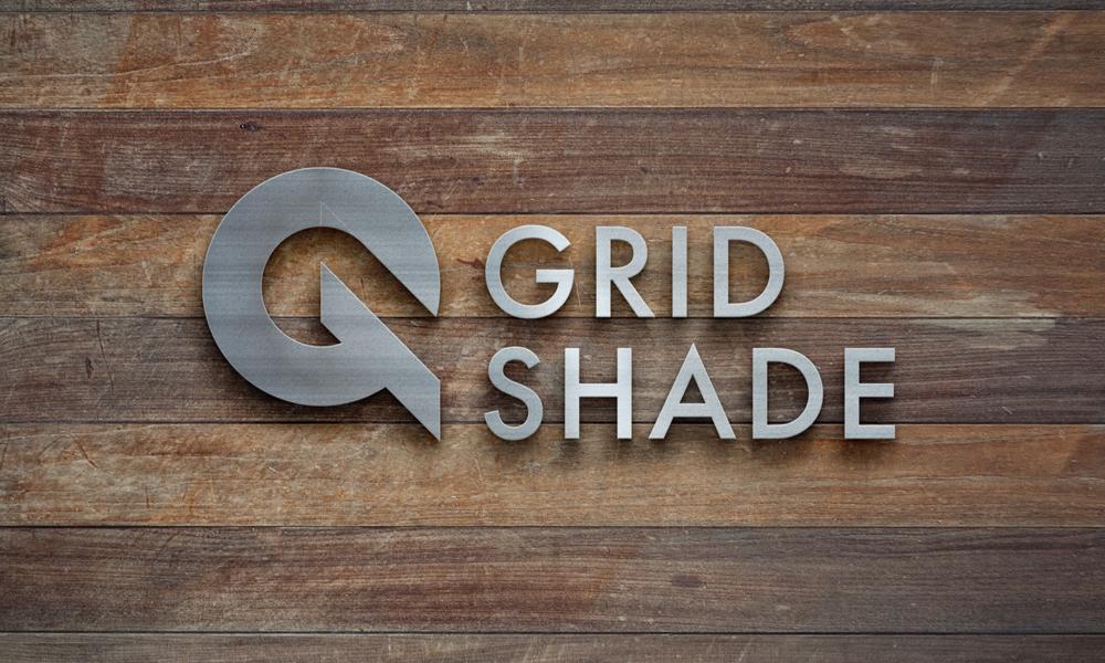 Логотип, графический дизайн, лэндинг для GRIDSHADE-image