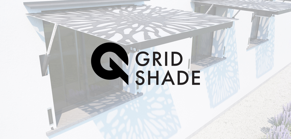 Логотип, графический дизайн, лэндинг для GRIDSHADE