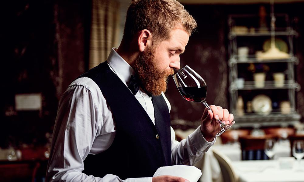 Брендинг для винного блога ШТОПОР