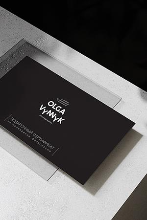 Личный брендинг для VYNNYK OLGA