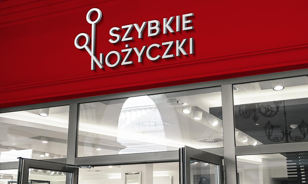 Полный комплекс услуг<br> для брендинга SZYBKIE NOŻYCZKI-image