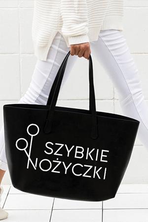 Полный комплекс услуг<br> для брендинга SZYBKIE NOŻYCZKI