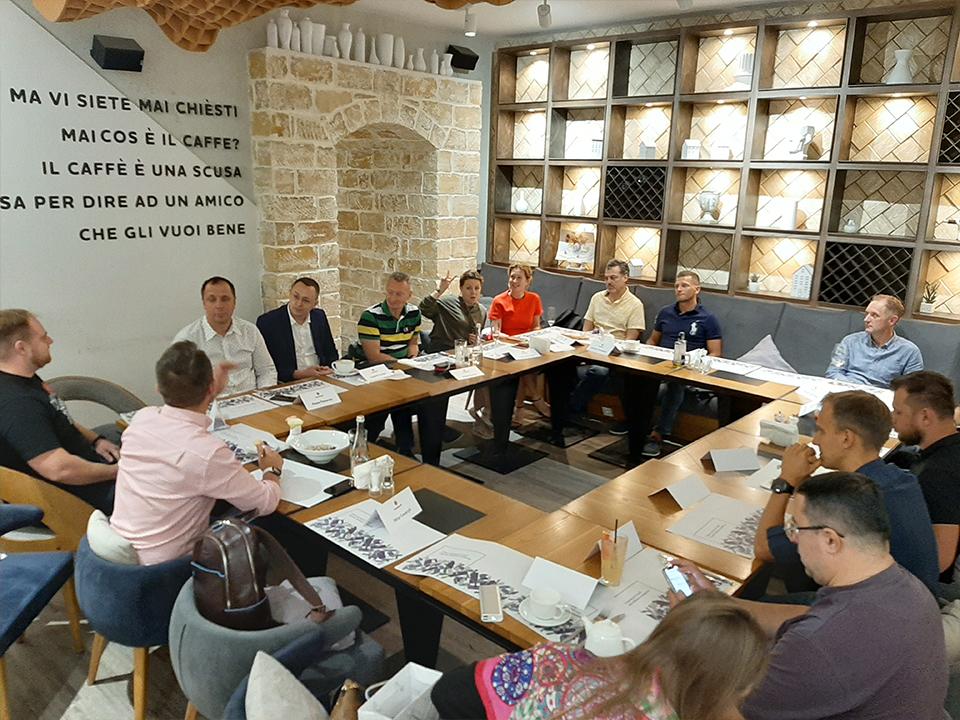 Встреча Бизнес сообщества Bord