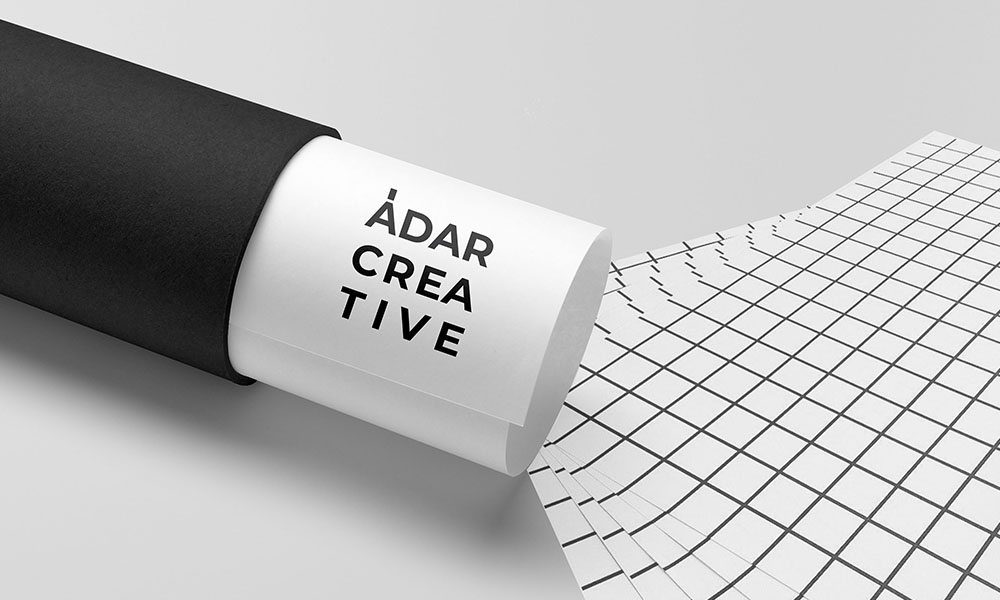 Брендинг для ADAR CREATIVE-image