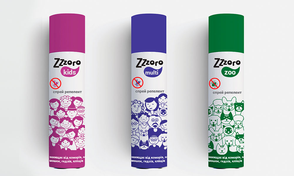 Брендинг для Zzzoro