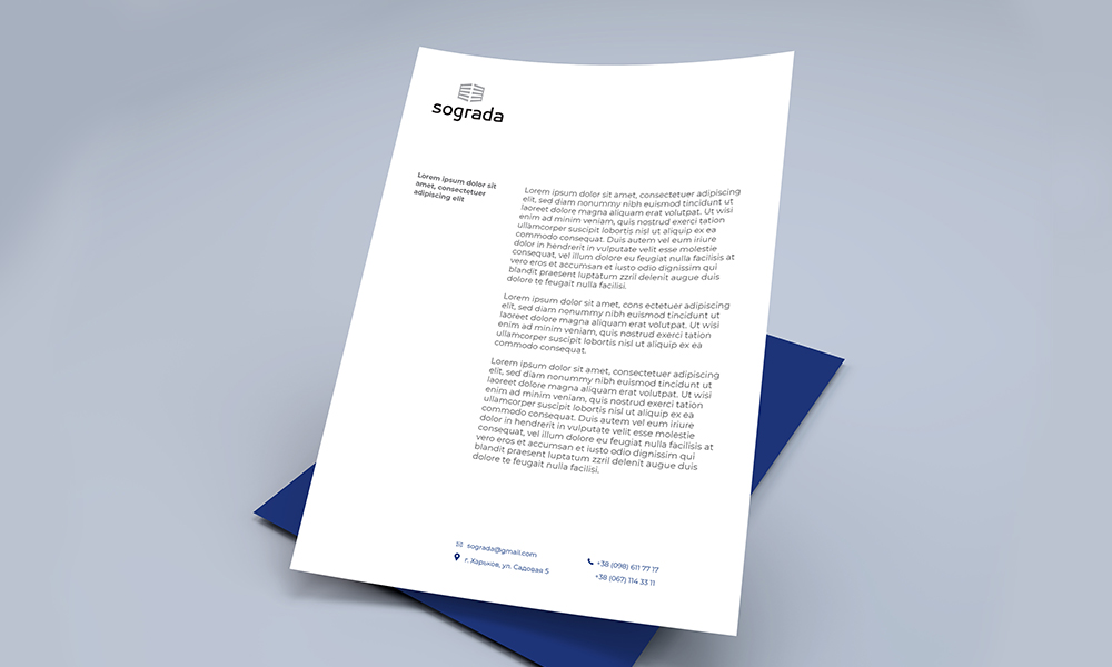 Branding for SOGRADA-image